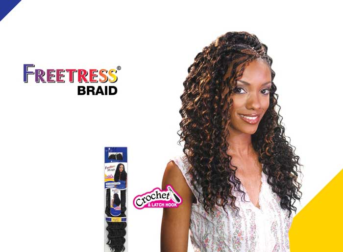 Freetress Deep Twist